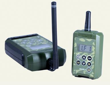 дистанционное управление манком hunterhelp pro